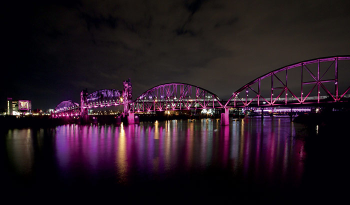 Puentes de Little Rock, Arkansas